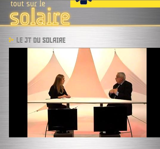 ITW solaire